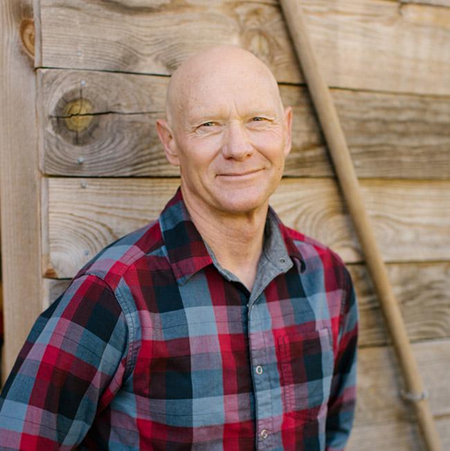 Gary Erickson, Co-Owner Of Clif Family
