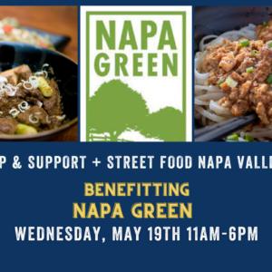 Sip & Support - Napa Green