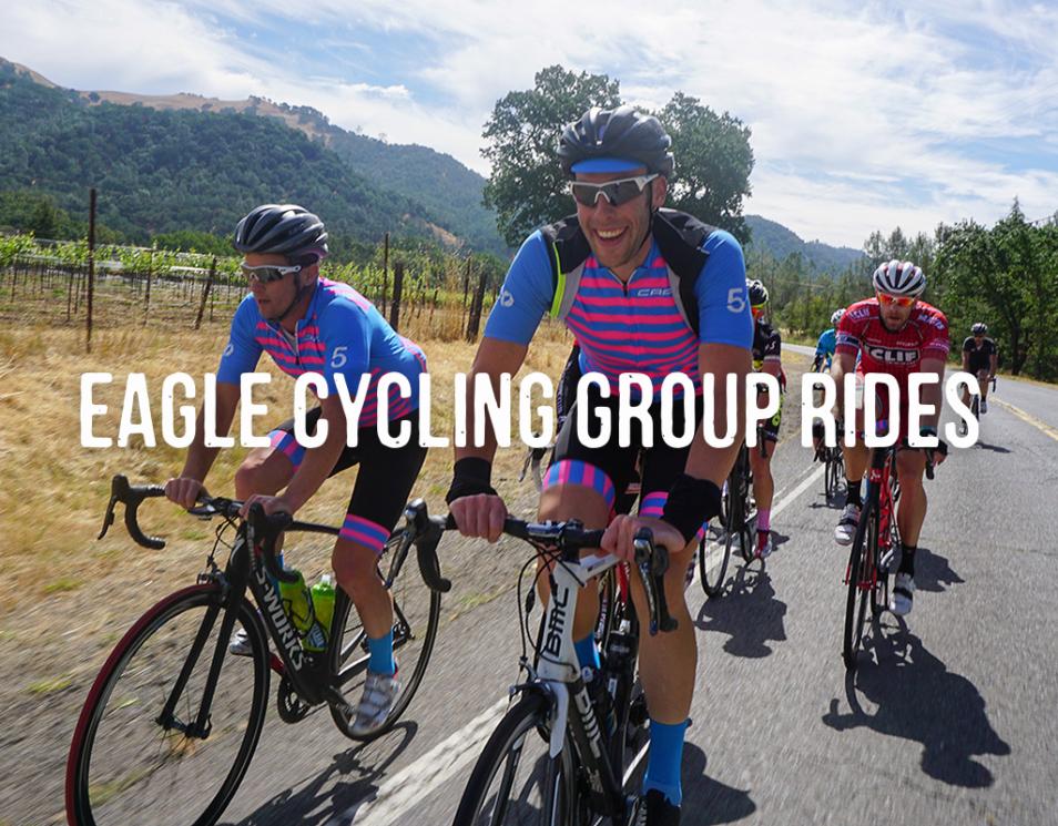 Eagle Cycling Bike Ride
